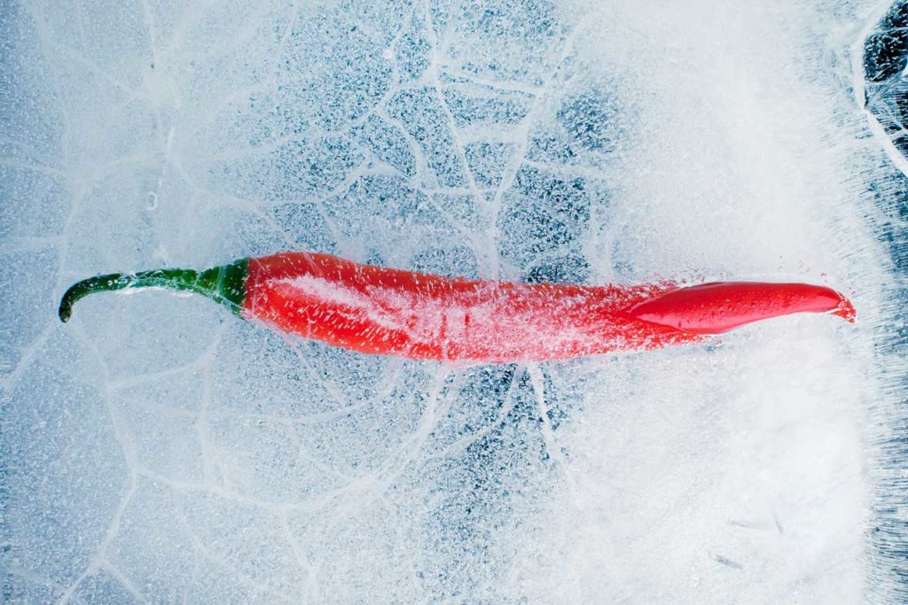 Frozen Chile Chili