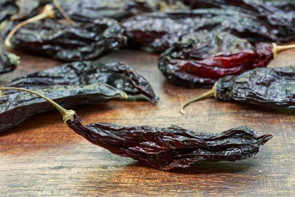 Aji Panca chile Peruvian chili pepper
