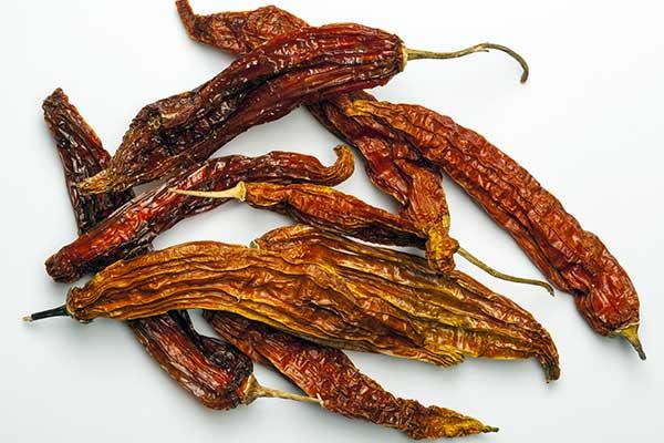 Capsicum Peruvian chili aji amarillo chile pepper