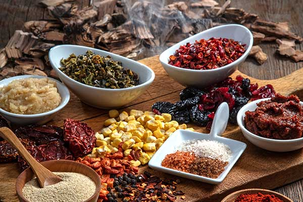 craft smoked dried tomatoes, chiles, chilis, dehydrated vegetables, fruits, garlic, pastes, and more