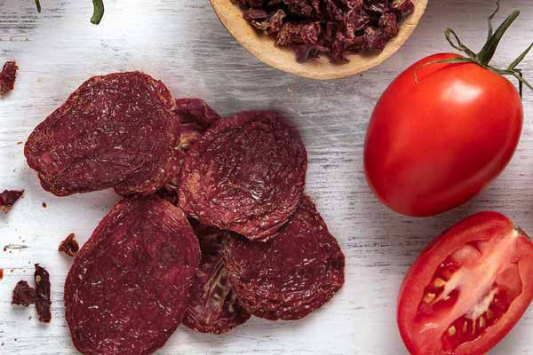 Pure Sun Dried California Grown Tomatoes