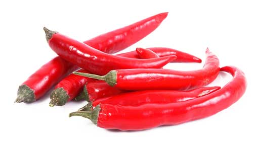 capsicum chili peppers