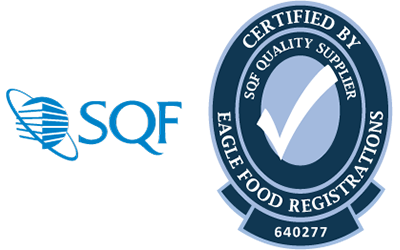 proud to be SQF Certified