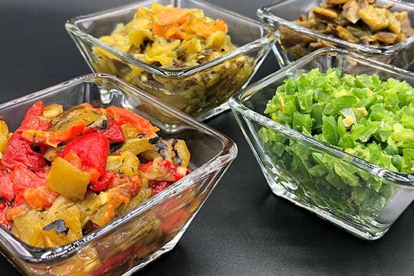 capsicum chiles block frozen chili peppers, anaheim, jalapeno, poblano, tomatillo