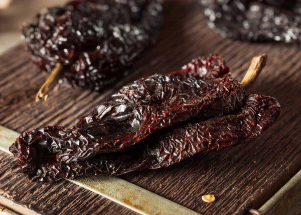 Capsicum Dried Ancho Chile Chili Pepper