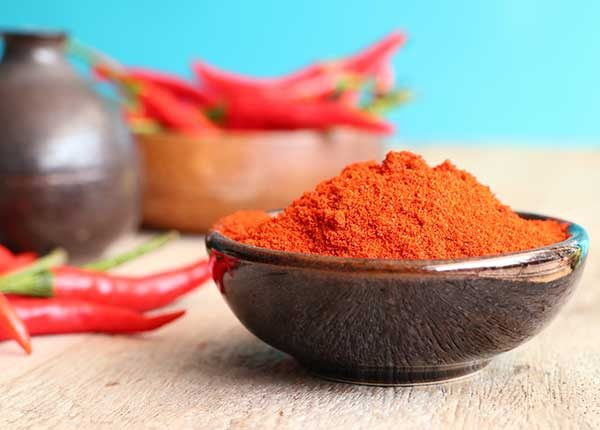 Kashmiri Indian Chili Pepper and Powder