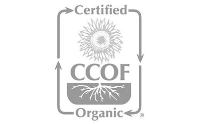 CCOF Organic Certified