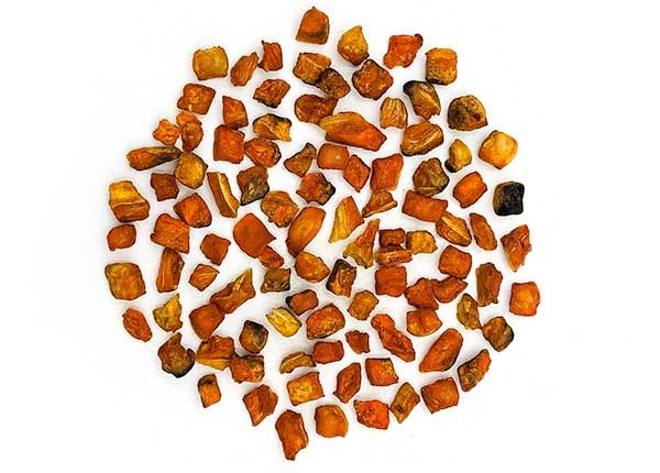 Fire Roasted Puffed Carrot